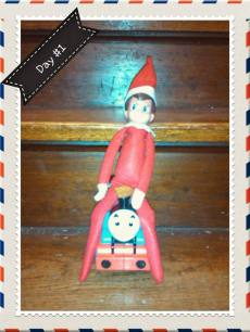 Now adding a sh t my kid says category thecraftymommyblog for Elf on the shelf pooping on cookies