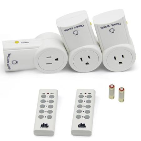 Review Etekcity Zap 3lx 3 Pack Wireless Remote Control