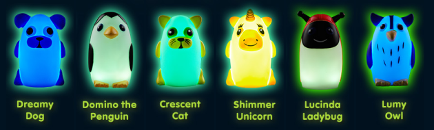 Glowanimals